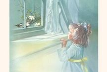 Carolyn Blish / gifted watercolour artist