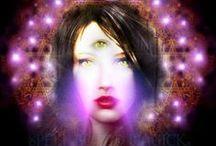 Energies/Spiritual/Psychic ★ / by Rachel Valda