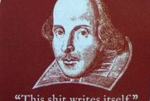 """On Writing in General, Blogging and Talking. / I love people in general and therefore like to communicate. Sometimes it feels like the Shakespeare Quote: """"this ... writes itself."""" Not that I think my writings would go down in history."""