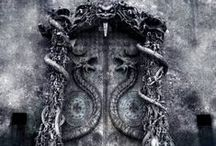 Mysterious Doorways and Intriguing Paths / I have a strong need to open, follow, or explore...