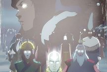 Avatar: The last Airbander/The Legend of Korra