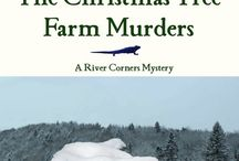 My mysteries / Cozy mysteries written under the pseudonym Sara Penhallow