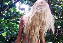 ᗷ ᒪ O ᑎ ᗪ I  E ᔕ / #blonde #hair