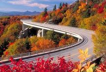 American Scenic Byways / One of the best ways to discover and explore the U.S.A.