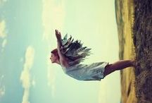 You Can Fly / When there's a smile in your heart There's no better time to start It's a very simple plan You can do what the birdies can At least it's worth a try You can fly! You can fly!