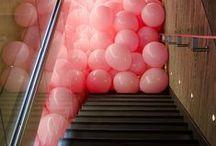 Stairway to Pastel Heaven