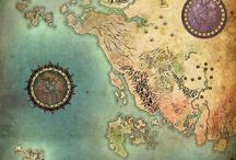 Worldbuilding / Stuff to build worlds from.