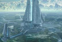 Sci-Fi / Sci-Fi stuff, in case I would like to write about it in the future.