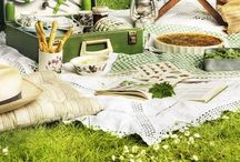 AWESOME PICNIC / Set up a pic nic