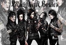 Black Veil Brides / Hottest band... ANDY BIERSACK IS SO HOT so is AshleyPurdy / by Zasha ^-^