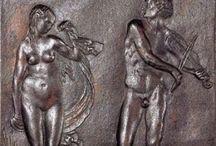Orphée et Eurydice / by gilles brinon