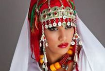 •✿❀Traditional  Flair✿❀• / ➷☆Lovely, Colourful Costumes from all over the World☆➷ / by ✿Green Pastures✿