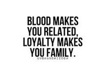 WORDS Loyalty