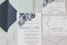 Jeanie Rae Studio / Invitations, wedding invitations, party invitations, custom invitations, shower invitations, baby shower invitations