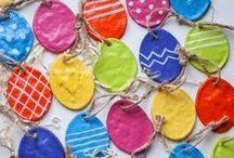 Pasqua / Lavoretti e decorazione per la Pasqua