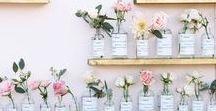 Spring Weddings / Inspiration for a Spring Wedding