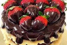 Só bolos / Receitas de bolos para incrementar as tardes!