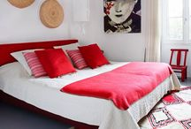 HOME COLOR Red