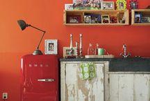 HOME COLOR Orange