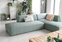 HOME COLOR Sage green