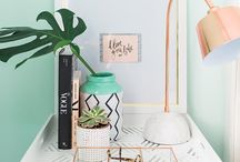HOME COLOR Mint