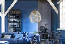 HOME COLOR Medium blue