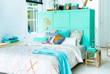 HOME COLOR Turquoise/  Sea blue