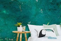 HOME COLOR Teal
