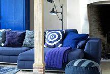 HOME COLOR Cobalt blue