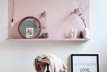 HOME COLOR Soft pink