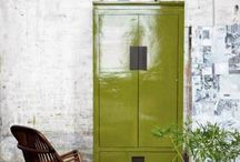 HOME COLOR Olive