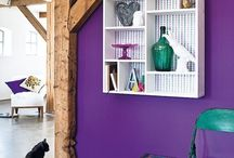HOME COLOR Purple/ Radiant Orchid