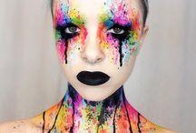 Make Up Artística