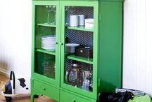 HOME COLOR Medium Green