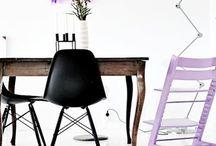HOME COLOR Lilac/Lavender