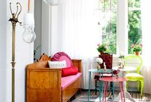 HOME STYLING White and color