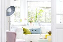 HOME STYLING Soft colors