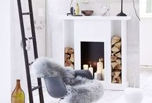 HOME STYLING Fireplace