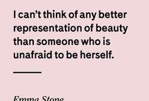 WORDS Inner beauty