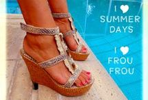 Je t'aime Spring Summer / Spring Summer Designs ☆ Enjoy! Www.froufroushoes.com