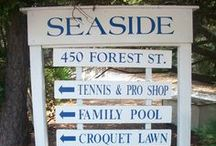 SEASIDE® Services  / Where to go in Seaside