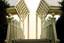 SEASIDE® Pavilions / The nine pavilions found in Seaside