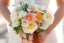 Inspiration: Bouquets / A collection of gorgeous wedding bouquets by florists from around the globe including our work at Flowers By Helen Brown.