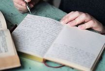Journal Writing / Affordable Therapy