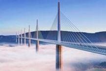 Infrastructure / Roads, railways, bridges / by Niels van der Meer