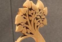 Creattiwood2013 / Padiglione C dedicato interamente alla lavorazione del legno - Fiera Creattiva: http://www.fieracreattiva.it/