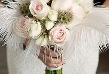Trend: Gatsby Wedding / Gatsby— The beautiful art deco 1920s full of glitz and glamour. Weddings inspired by the novel 'The Great Gatsby' by F. Scott. Fitzgerald and Baz Luhrmann's stunning movie based on the book. Below, a collection of beautiful gatsby themed weddings and wedding flower photos we love; designed by florists from around the globe and some of our work at Flowers By Helen Brown.