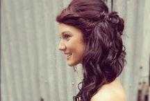 Ball hair styles