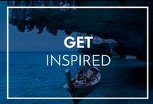 | GET INSPIRED | / Travel, food, deco...whatever inspires us!