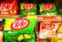 JAPANESE SNACKS(お菓子)